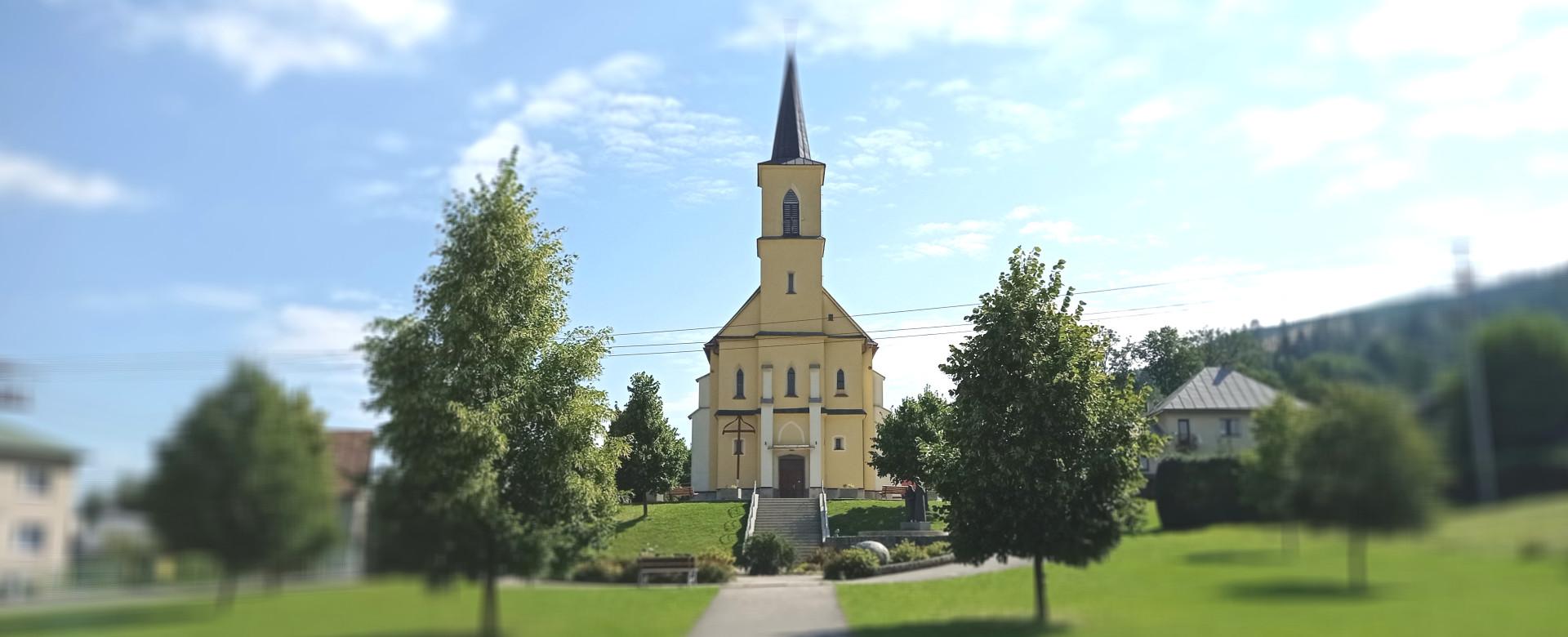 kostol celny pohlad